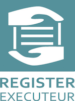 Logo register executeur